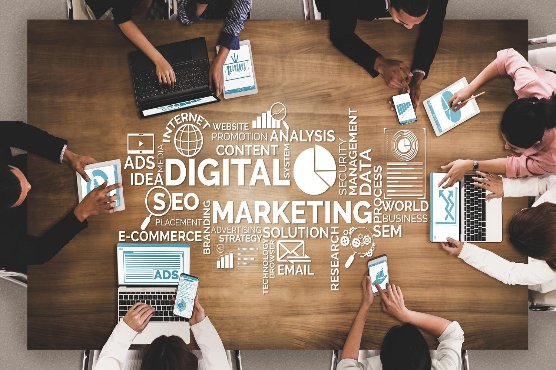SEO and digital marketing Dubai